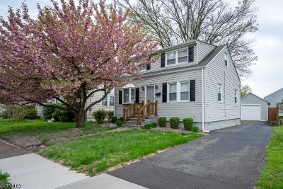 Bound Brook Boro Single Family Home For Sale: 219 Thompson Ave
