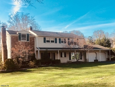 Montville Twp. Single Family Home For Sale: 1 Montgomery Ave