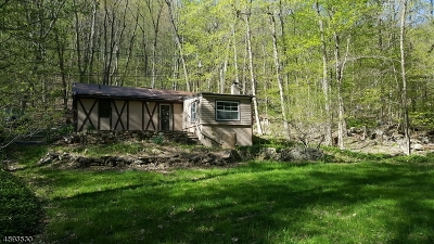 Lebanon Twp. Single Family Home For Sale: 407 Penwell Rd