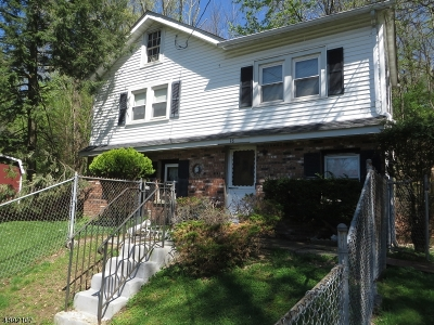 Montville Twp. Single Family Home For Sale: 18 River Rd