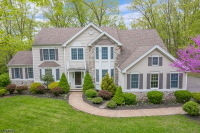 Union Twp. Single Family Home For Sale: 9 Carhart Court