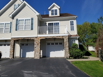 Randolph Twp. Condo/Townhouse For Sale: 904 Wendover Ct