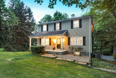 Wyckoff Twp. Single Family Home For Sale: 271 Cedar Hill Ave
