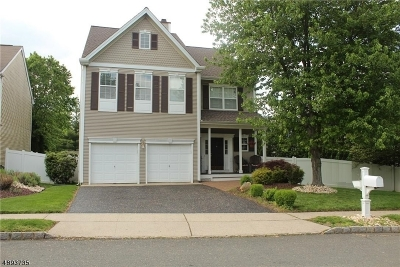 South Brunswick Twp. Single Family Home Active Under Contract: 33 Villanova Dr