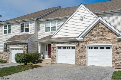 Hardyston Twp. Condo/Townhouse For Sale: 3 Lodgepole Ln