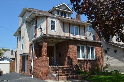 Elmora Hills Single Family Home For Sale: 172 Glenwood Rd