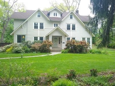 Mountain Lakes Boro Single Family Home For Sale: 22 Blvd