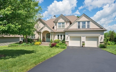 Hardyston Twp. Single Family Home For Sale: 12 Bracken Hill Rd