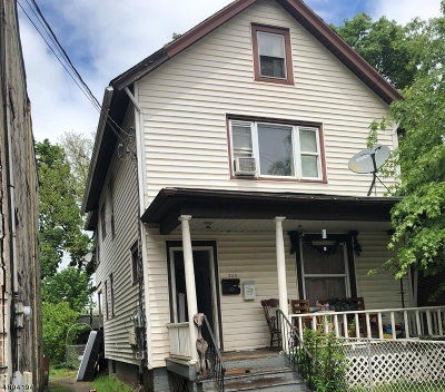 Bound Brook Boro Multi Family Home For Sale: 205 Talmage Ave
