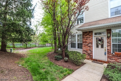 Bedminster Twp. Condo/Townhouse For Sale: 17 High Pond Ln