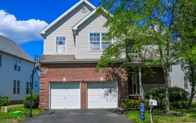 Montgomery Twp. Single Family Home For Sale: 24 Boice Ln