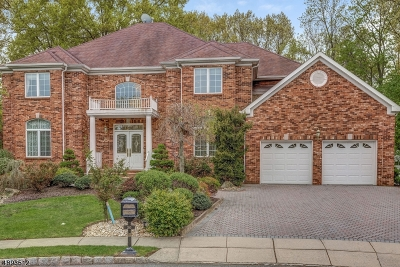 Springfield Single Family Home For Sale: 26 Rons Edge Rd