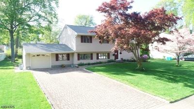 Oakland Boro Single Family Home For Sale: 82 Cardinal Dr