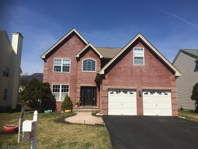 Bridgewater Twp. Single Family Home For Sale: 7 Jenna Dr