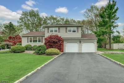 Montville Twp. Single Family Home For Sale: 5 Manchester Way