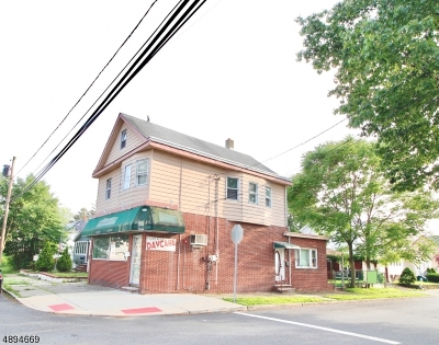 Clifton City Multi Family Home For Sale: 253 Vernon Ave #2