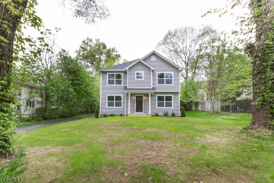 Long Hill Twp Single Family Home For Sale: 32 Northfield Rd