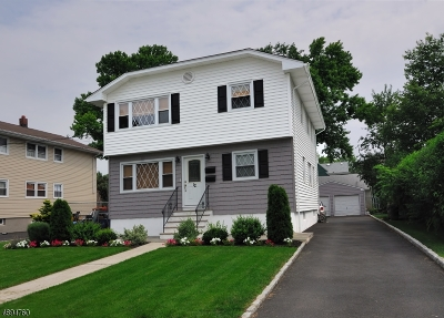 Cranford Twp. Rental For Rent: 12 Woodlawn Ave