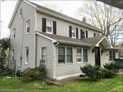 Rockaway Twp. Single Family Home For Sale: 840 Green Pond Rd