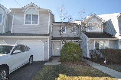 Montville Twp. Condo/Townhouse For Sale: 3 W Springbrook Rd