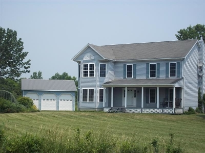 Delaware Twp. Single Family Home For Sale: 122 Ferry Rd