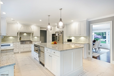 Warren Twp. NJ Single Family Home For Sale: $1,185,000