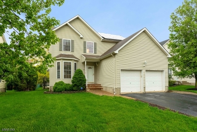 Bridgewater Twp. NJ Single Family Home For Sale: $639,000