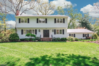Wyckoff Twp. Single Family Home For Sale: 380 Atwood Pl