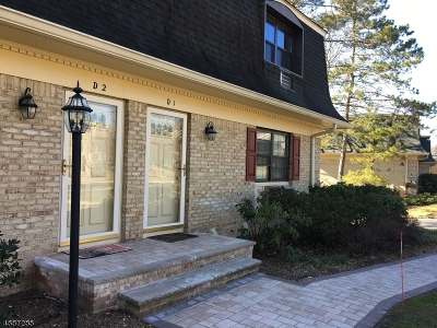 Summit City NJ Condo/Townhouse For Sale: $410,000