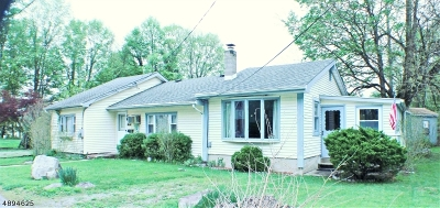 Ogdensburg Boro Single Family Home For Sale: 45 Kennedy Ave
