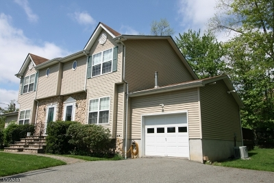 Boonton Town Single Family Home For Sale: 2b Oklahoma Ave