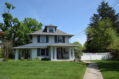 Bound Brook Boro Single Family Home For Sale: 524 Church St