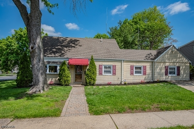 Hawthorne Boro NJ Single Family Home For Sale: $379,000