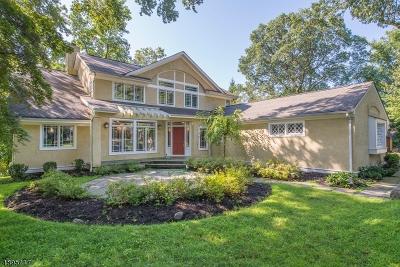 Mountain Lakes Boro Single Family Home For Sale: 62 Crestview Rd