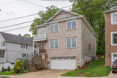 Haledon Boro Single Family Home For Sale: 15 Woodside Ave