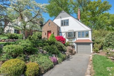 Millburn Twp. Single Family Home For Sale: 85 Pine St