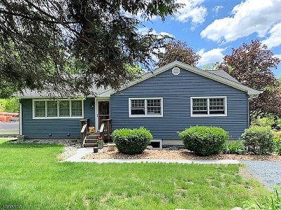 Rockaway Twp. Single Family Home For Sale: 2 Lyonsville Rd