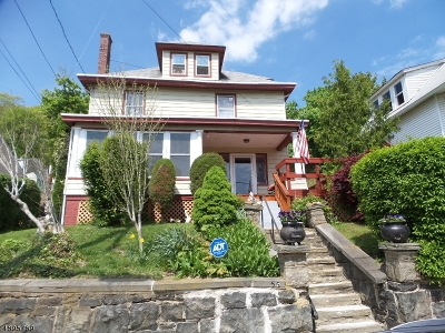 Dover Town Single Family Home For Sale: 55 Elizabeth St