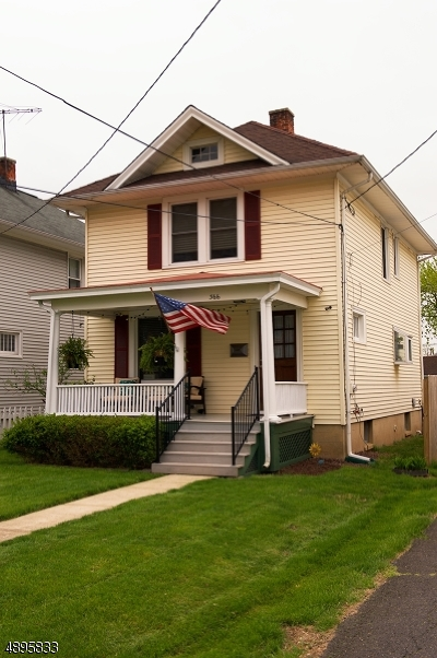 Somerville Boro Single Family Home For Sale: 366 E Main St