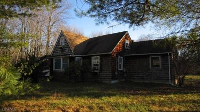 Single Family Home For Sale: 743 White Bridge Rd