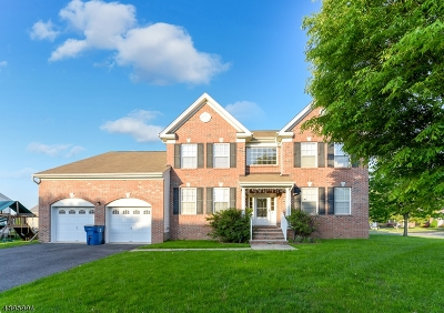 Franklin Twp. Single Family Home For Sale: 6 Rydal Rd