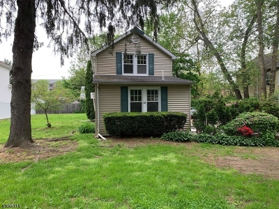 Morris Twp. Single Family Home For Sale: 30 Gregory Ave