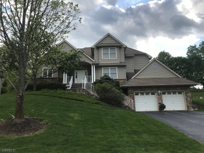 Hardyston Twp. Single Family Home For Sale: 19 Cypress