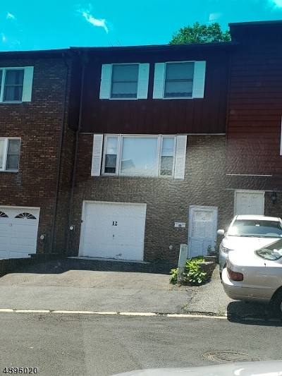 Paterson City Condo/Townhouse For Sale: 453-455 Preakness Ave #12