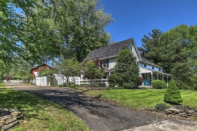 Readington Twp. Single Family Home For Sale: 1 Brookview Rd