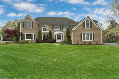 Martinsville Single Family Home For Sale: 179 Beaumonte Way