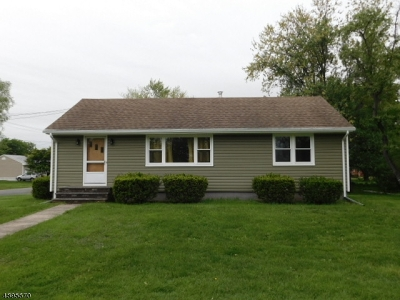 Bridgewater Twp. Single Family Home For Sale: 526 Bridgewater Ave