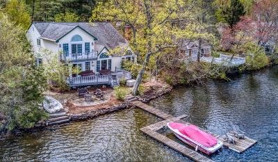 Rockaway Twp. Single Family Home For Sale: 34 Lake End Rd