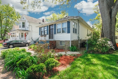 Hawthorne Boro NJ Single Family Home For Sale: $395,000