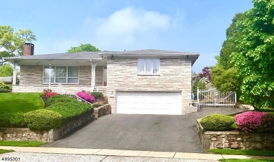 Cranford Twp. Single Family Home For Sale: 7 Forest Ave